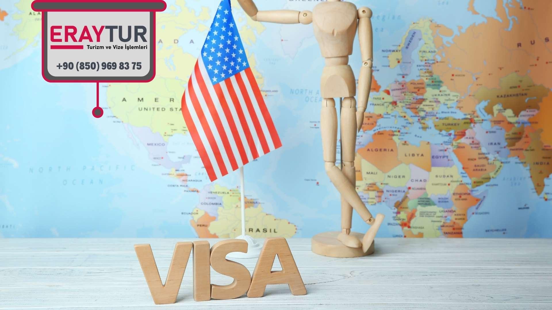 Amerika Vizesi İçin Gerekli Olan Evraklar Nelerdir?