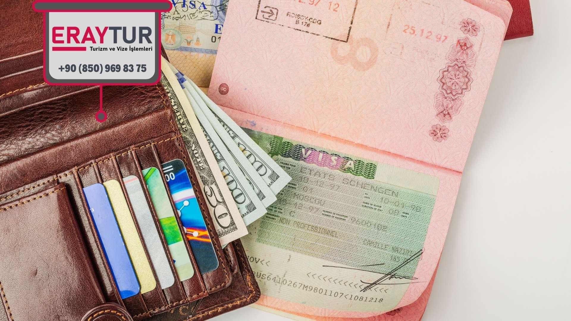 Amerika Vizesi Ücretleri