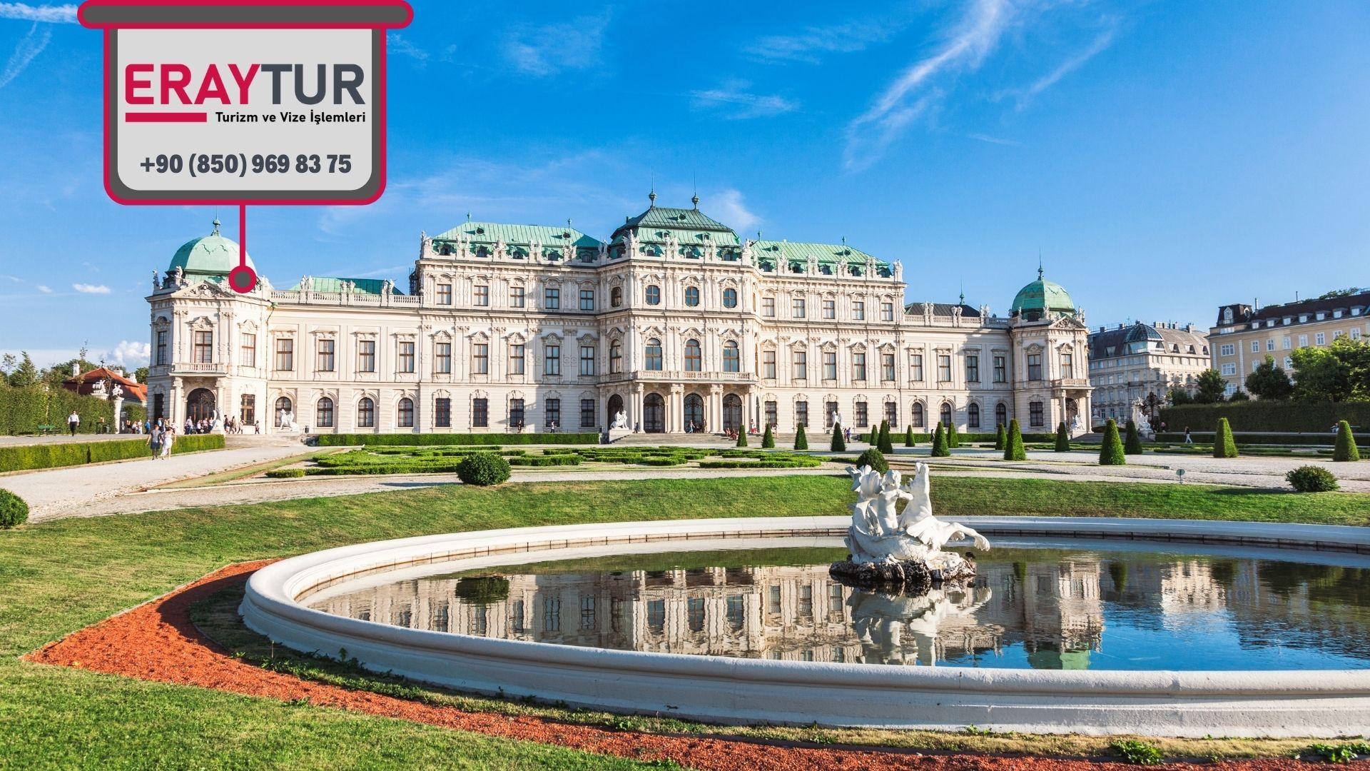 Avusturya Aile Ziyareti Davetiye Örneği