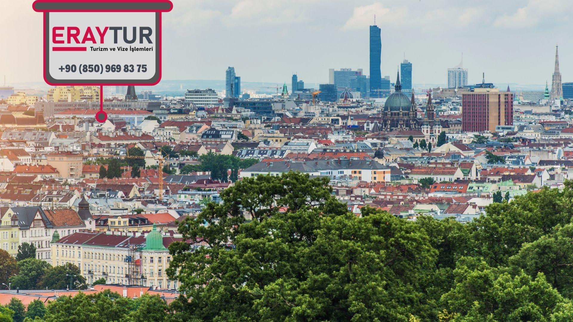 Avusturya Aile Ziyareti Vize Ücreti