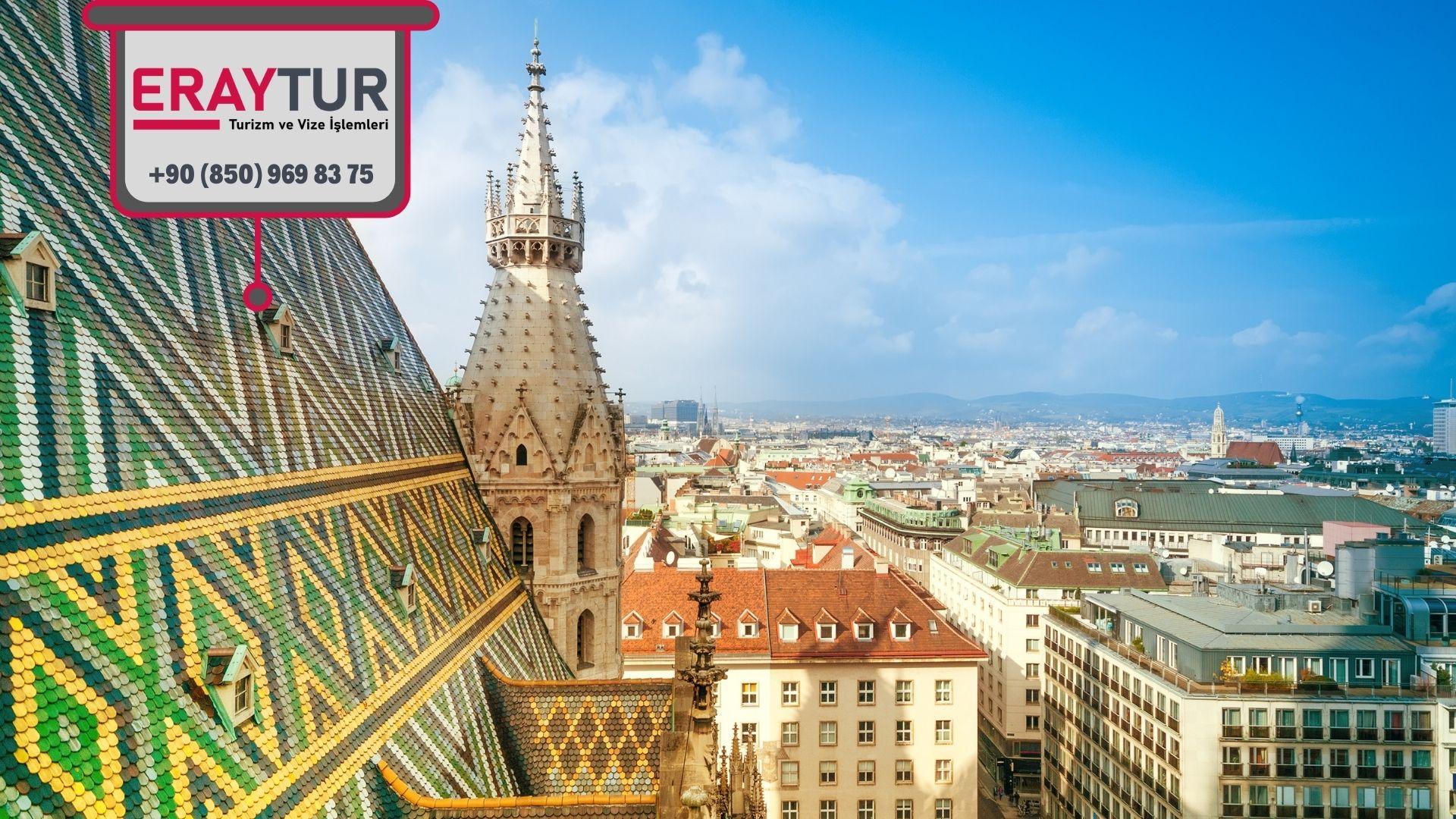 Avusturya Aile Ziyareti Vizesi İçin Gerekli Evraklar