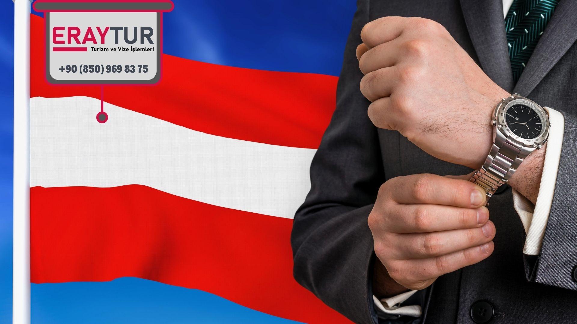 Avusturya Ticari Vize Kaç Günde Çıkar