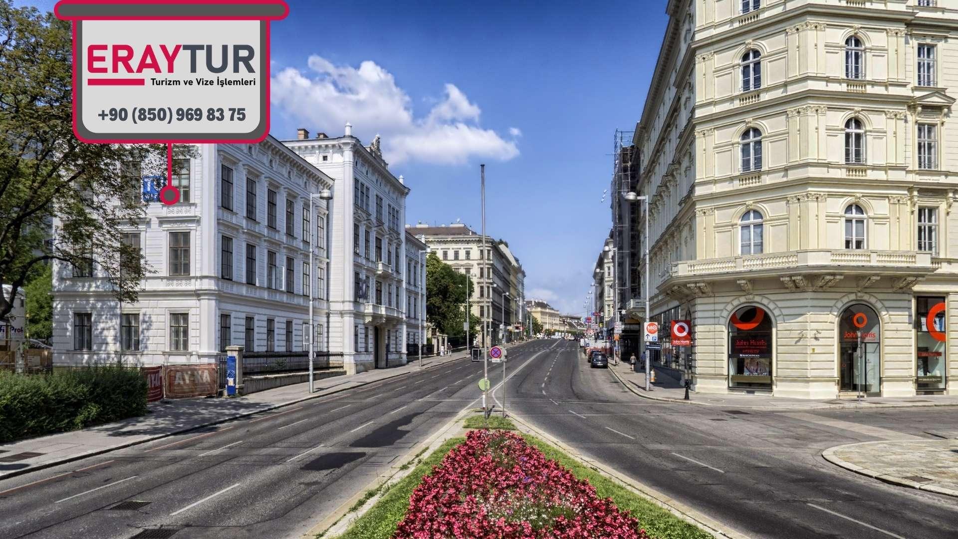 Avusturya Turistik Vize Dilekçe Örneği