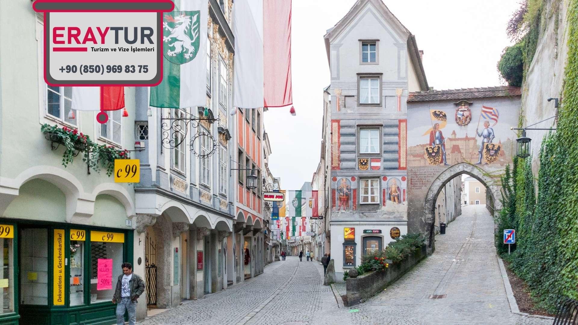Avusturya Turistik Vize Formu