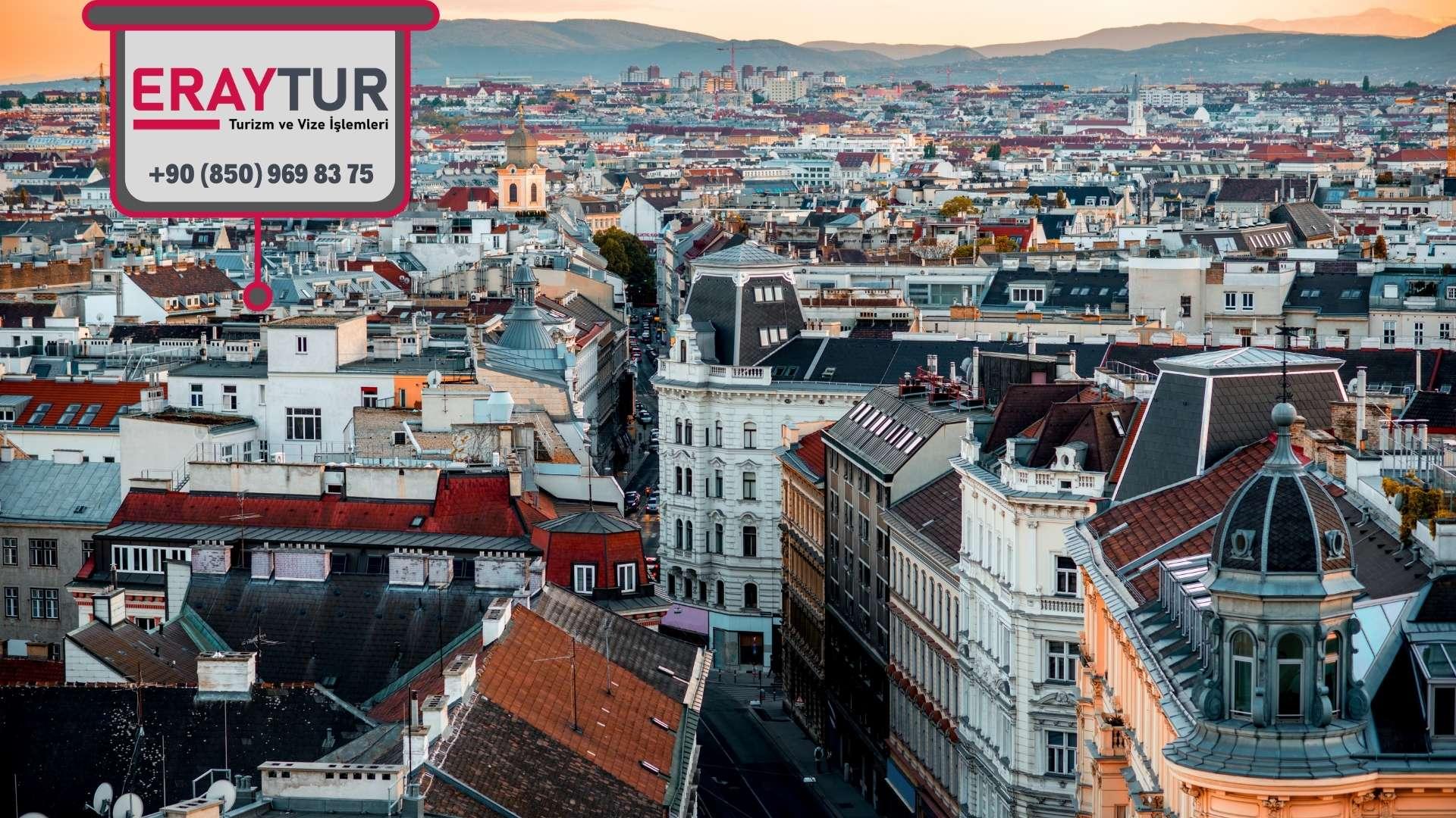 Avusturya Turistik Vize Kaç Günde Çıkar?