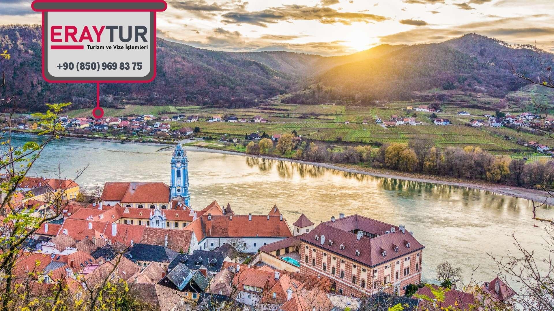 Avusturya Turistik Vize Ücretleri