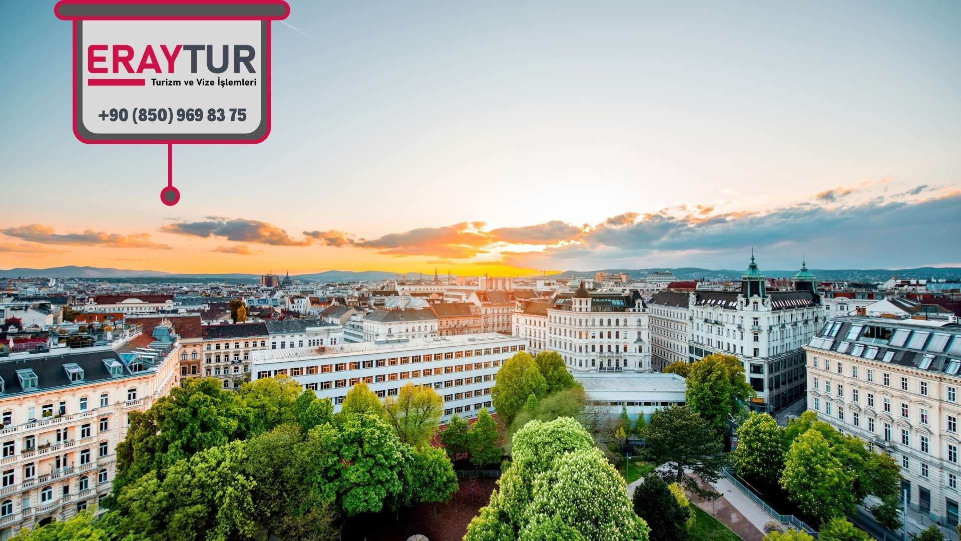 Avusturya Turistik Vize