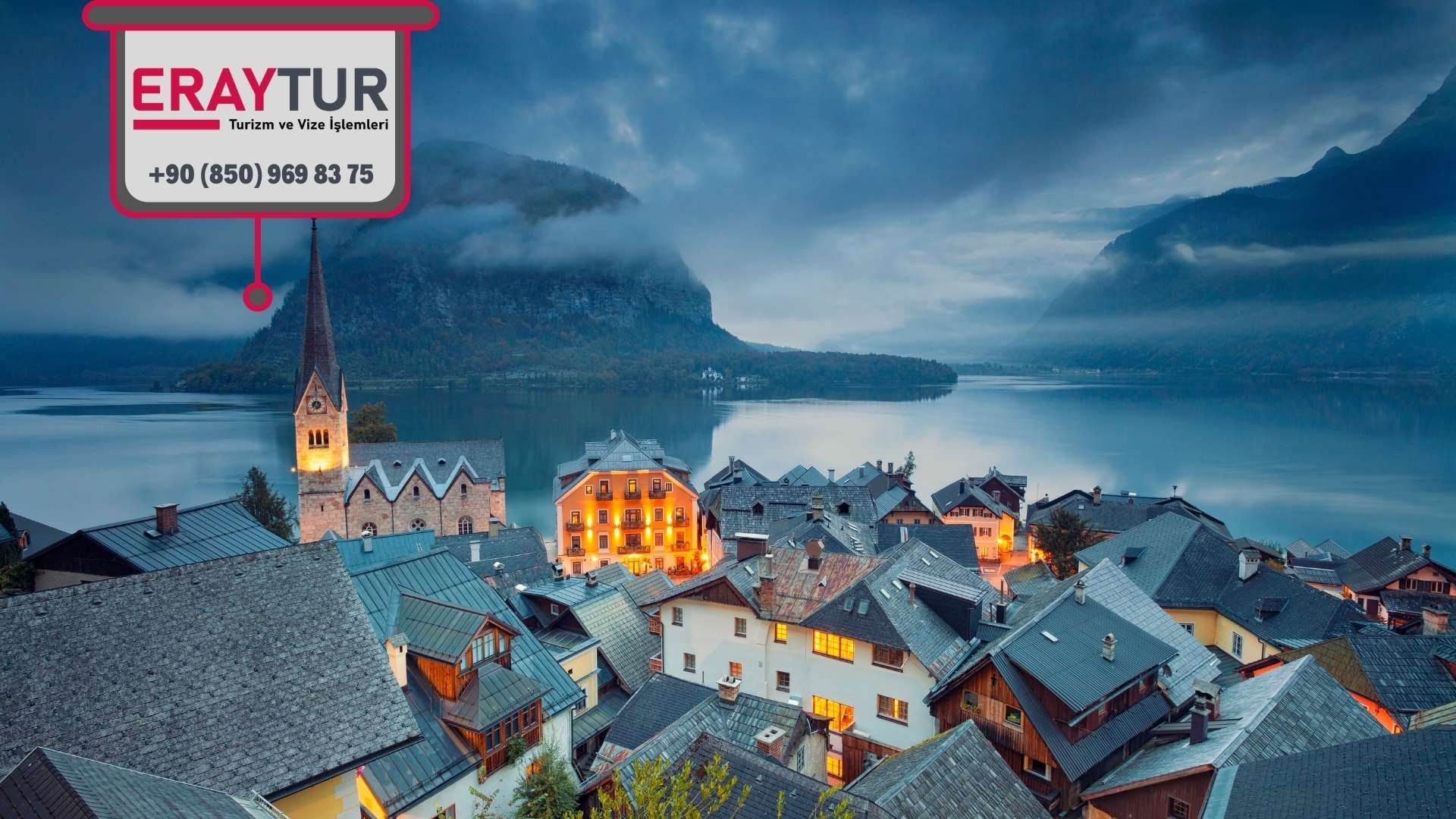 Avusturya Turistik Vizesi Başvuru Evrakları