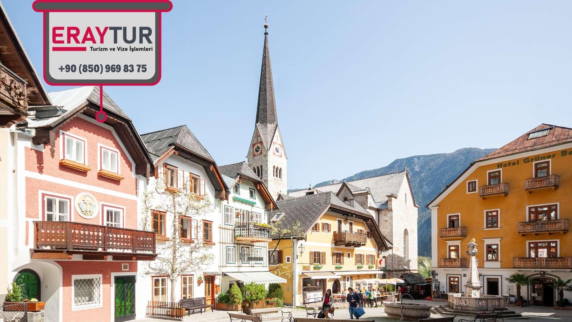 Avusturya Turistik Vizesi İçin Gerekli Evraklar