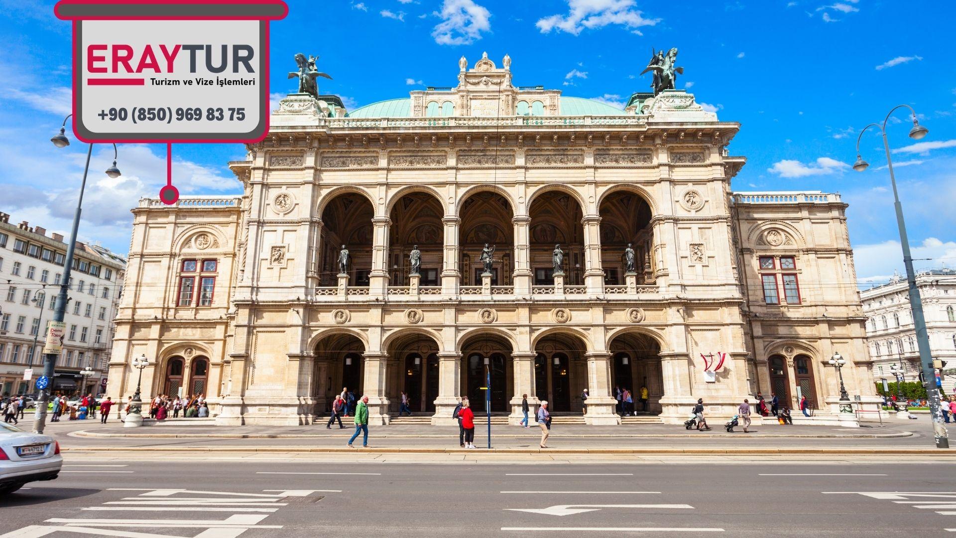 Avusturya Vize Danışmanlık Ücretleri