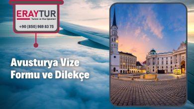 Avusturya Vize Formu ve Dilekçe 1 – avusturya vize formu ve dilekce 1
