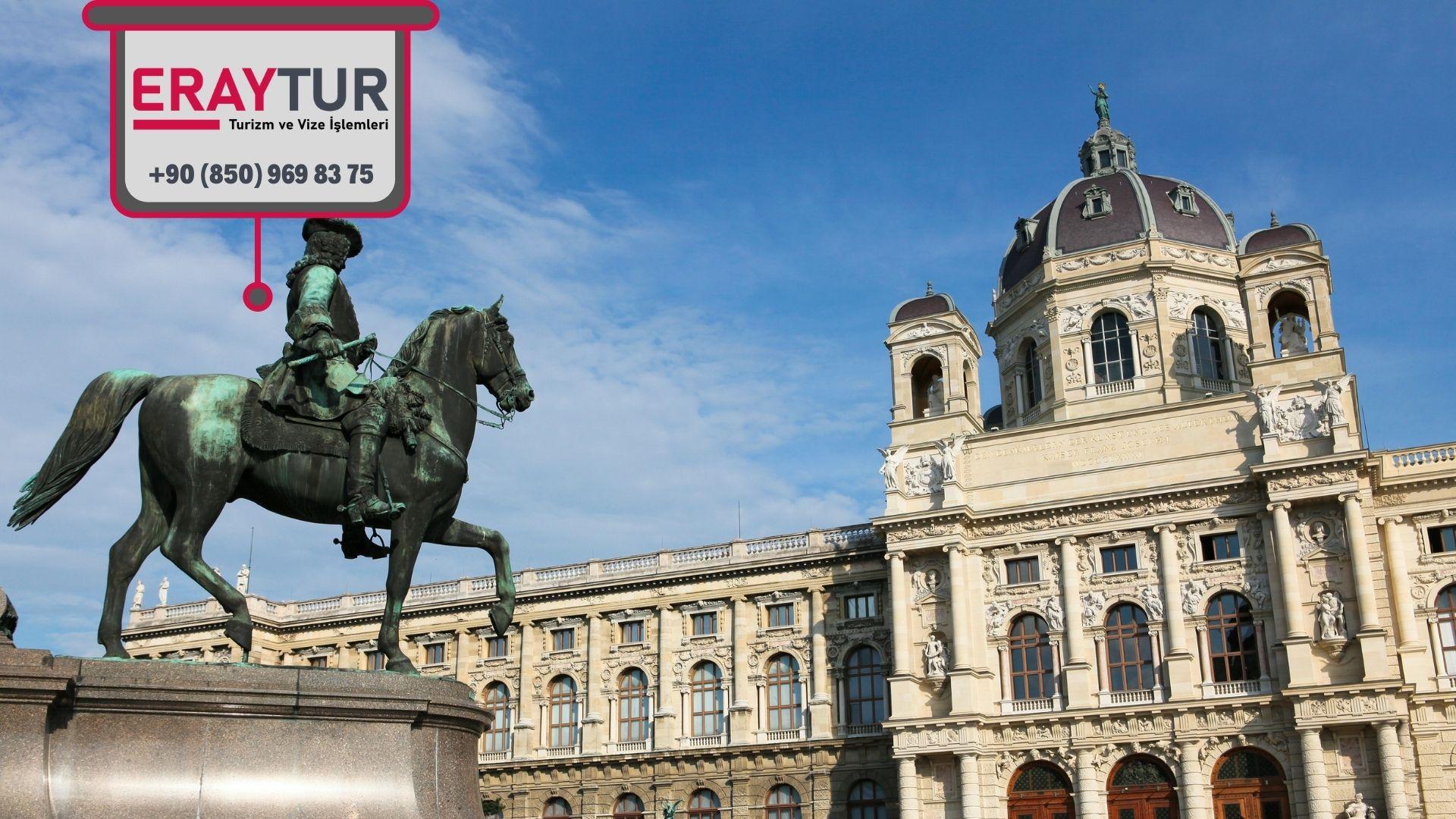 Avusturya Vize Ücretleri