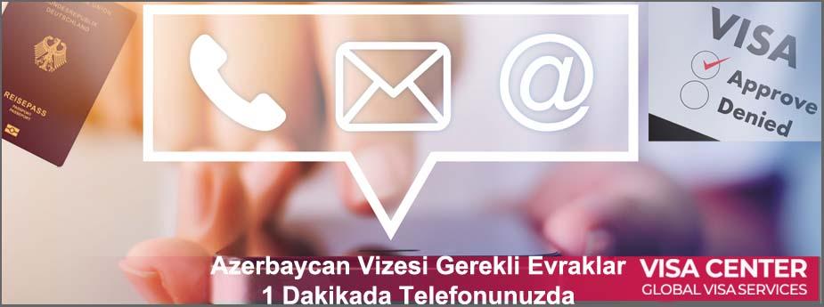 Azerbaycan Vizesi: En İyi Vize Rehberi 4 – azerbaycan vizesi gerekli evraklar