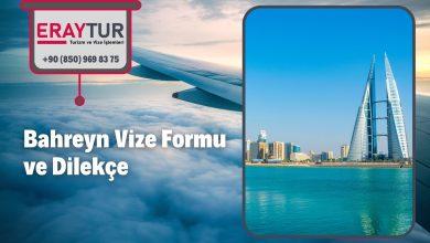 Bahreyn Vize Formu ve Dilekçe 1 – bahreyn vize formu ve dilekce 3