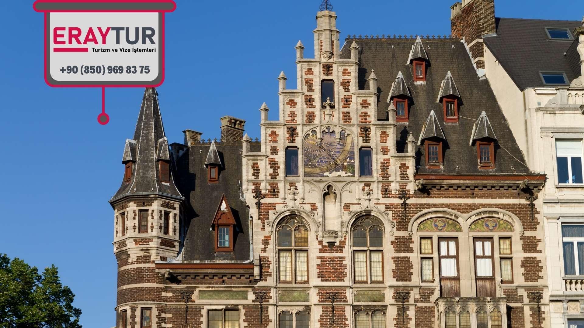 Belçika Aile Birleşimi Vize