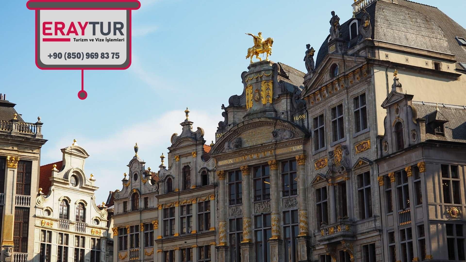 Belçika Aile Ziyareti Davetiye Örneği