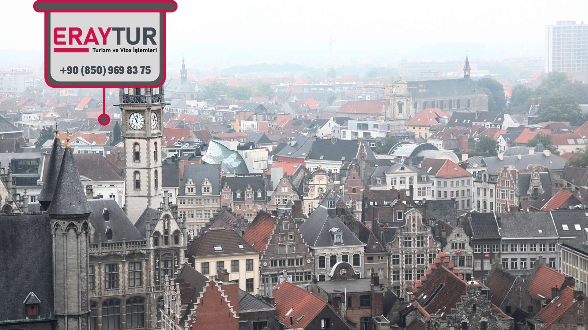 Belçika Aile Ziyareti Vize Formu