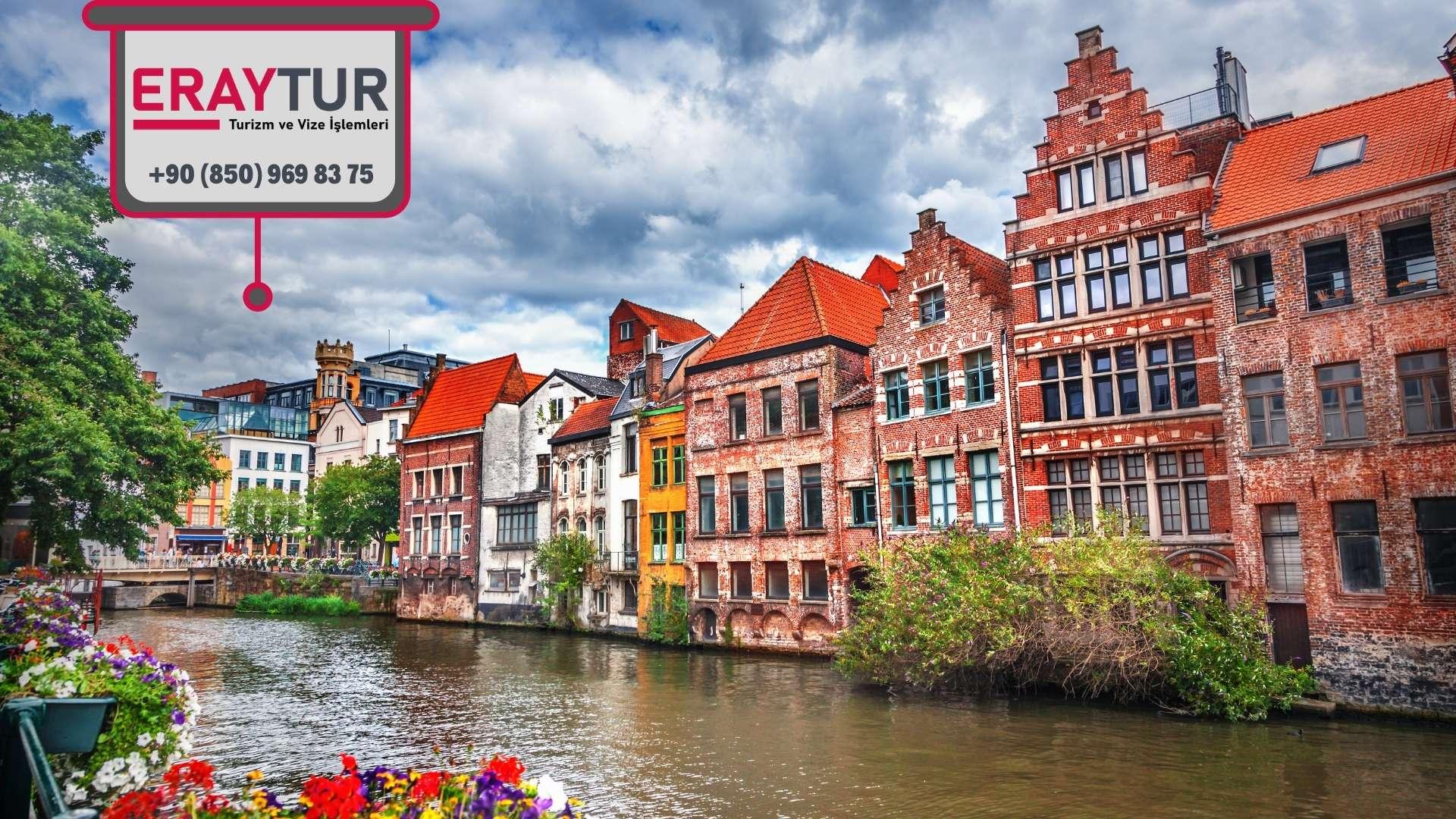 Belçika Aile Ziyareti Vize Ücreti