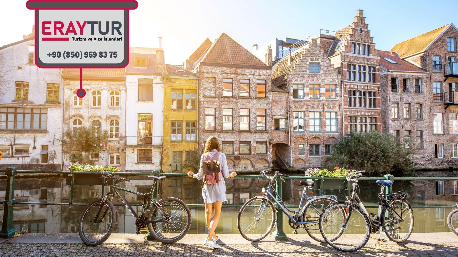 Belçika Aile Ziyareti Vize