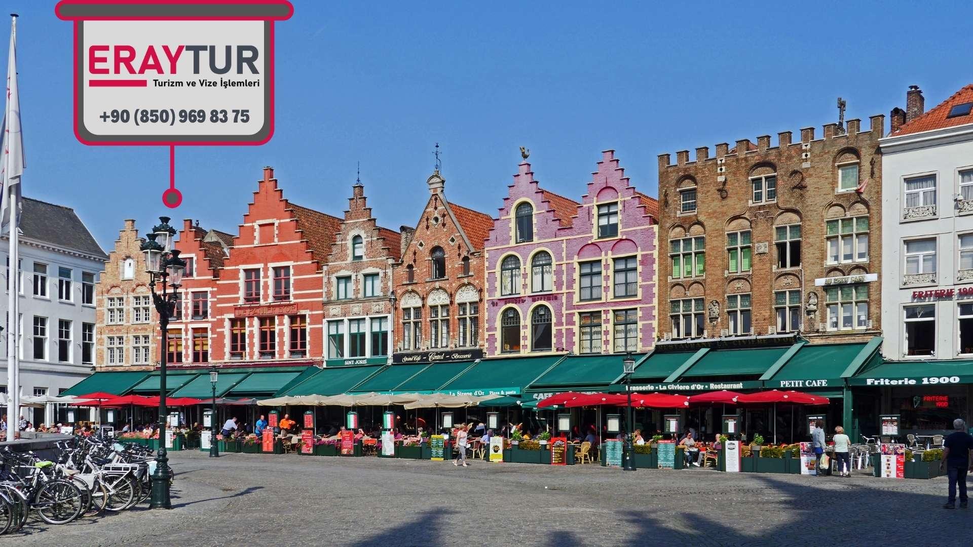 Belçika Aile Ziyareti Vizesi İçin Gerekli Evraklar