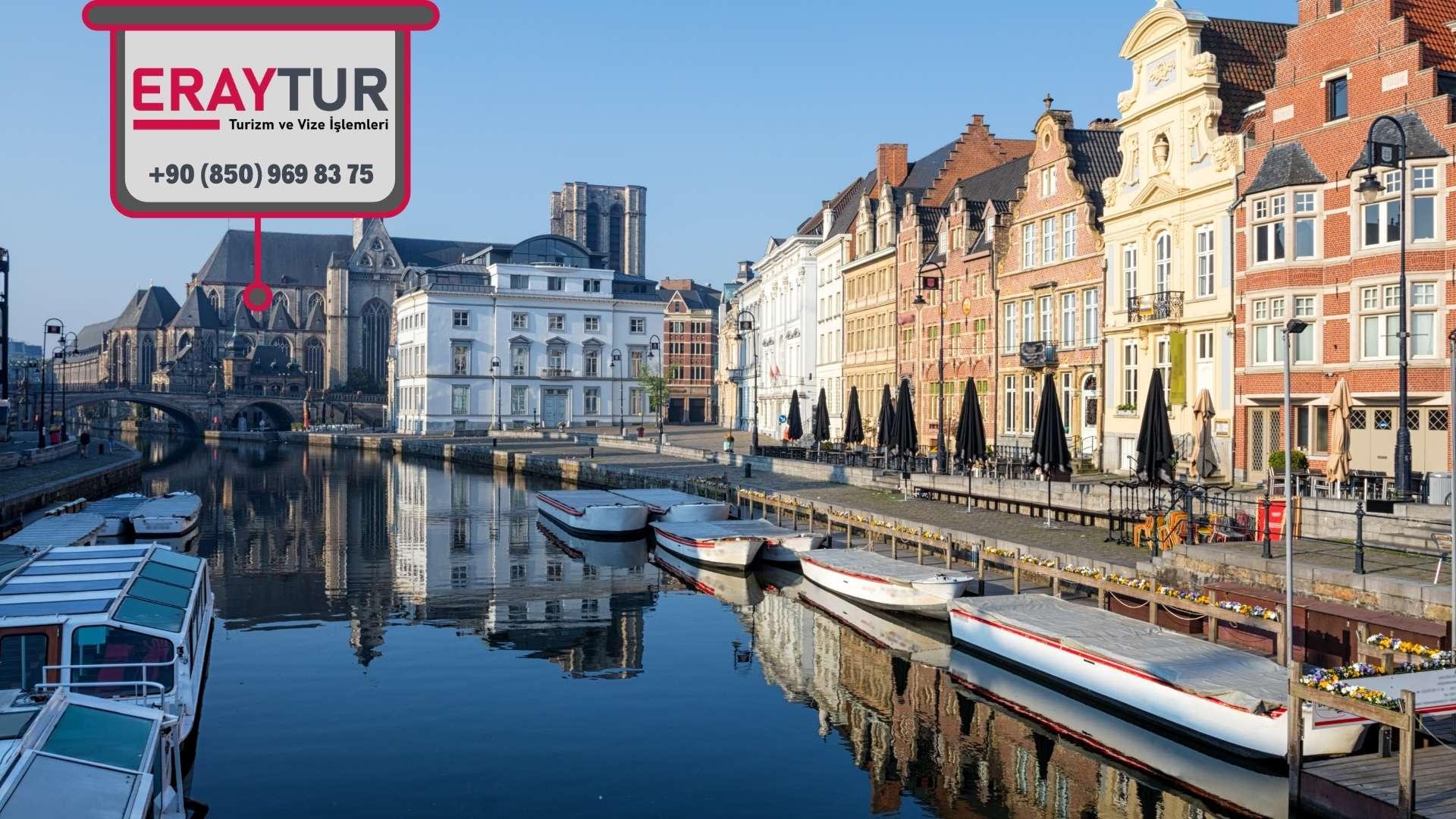 Belçika Ticari Vize Çalışan Evrakları