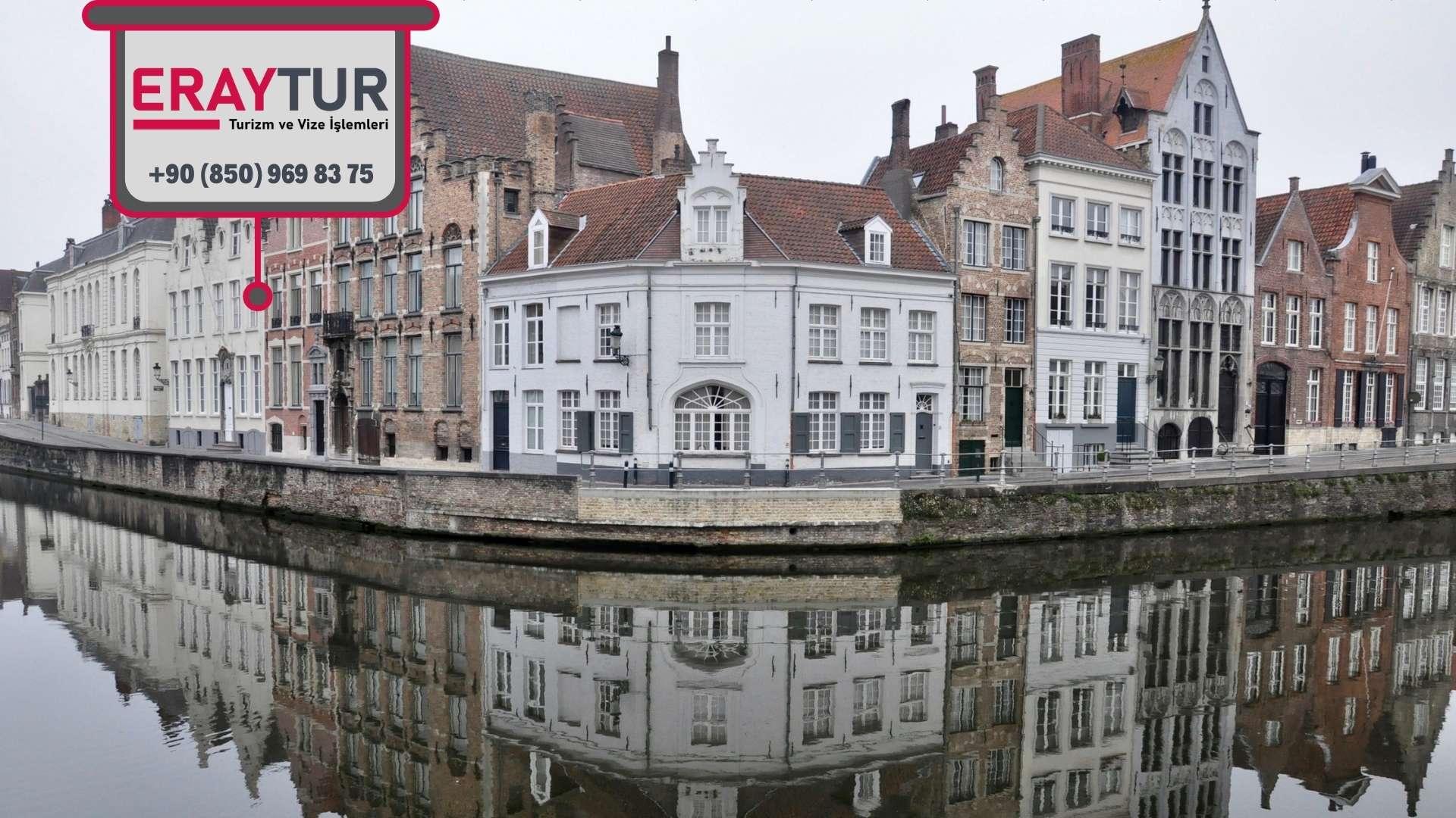 Belçika Ticari Vize Dilekçe Örneği