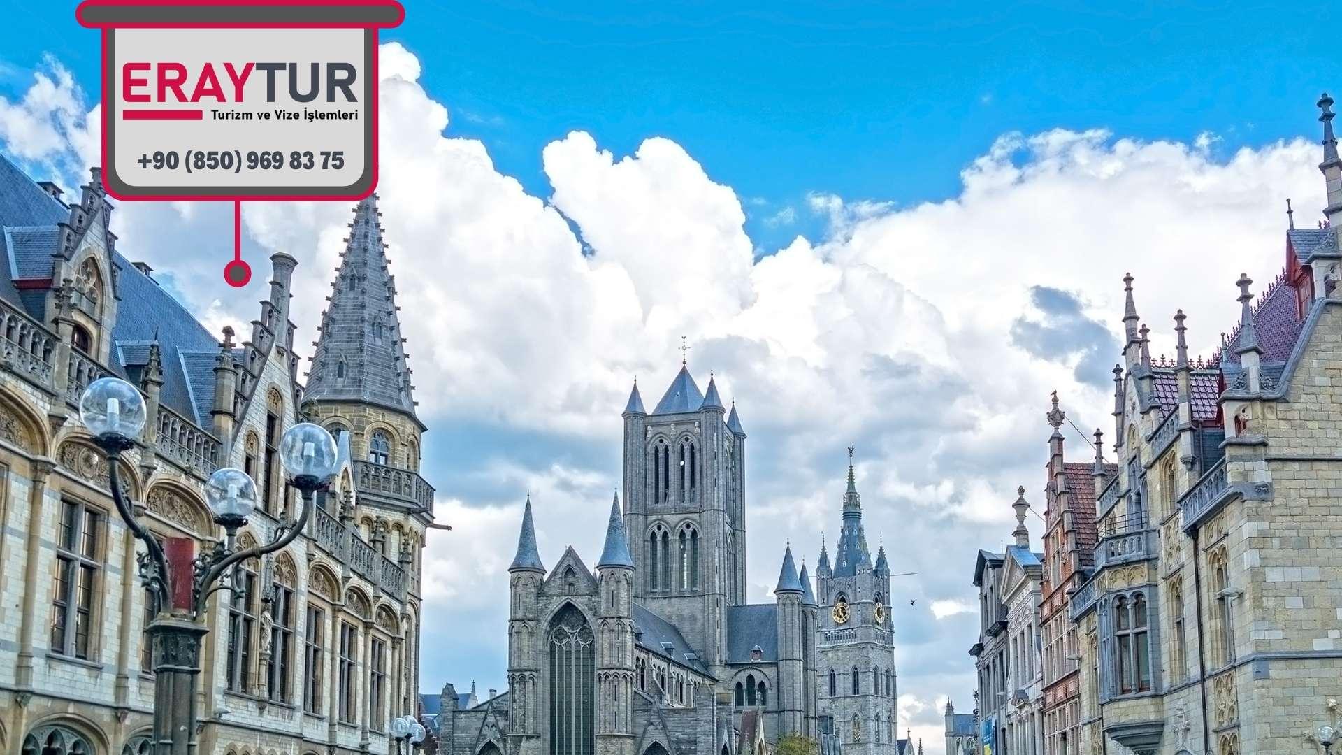 Belçika Ticari Vize İşveren Evrakları