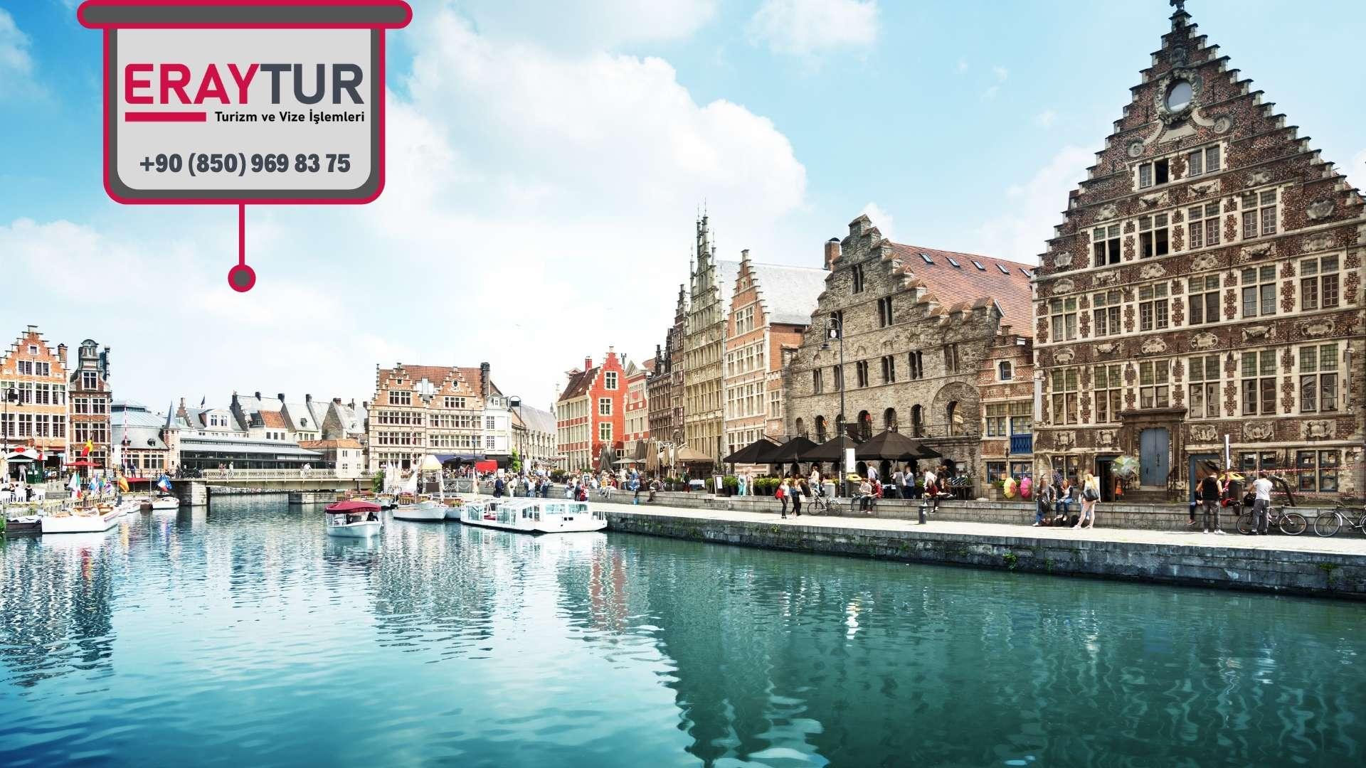 Belçika Ticari Vize Kaç Günde Çıkar?