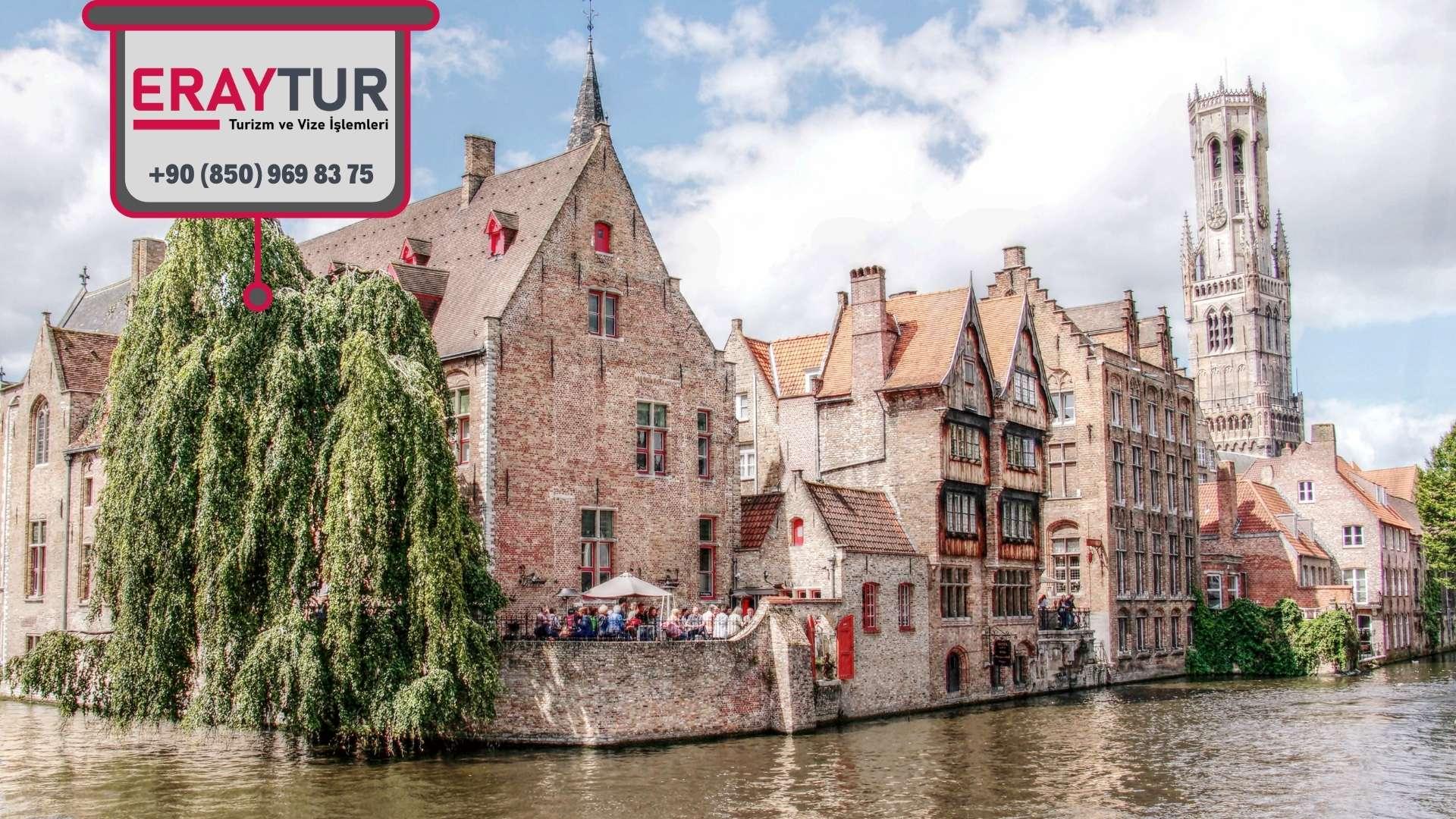 Belçika Ticari Vize Ücretleri