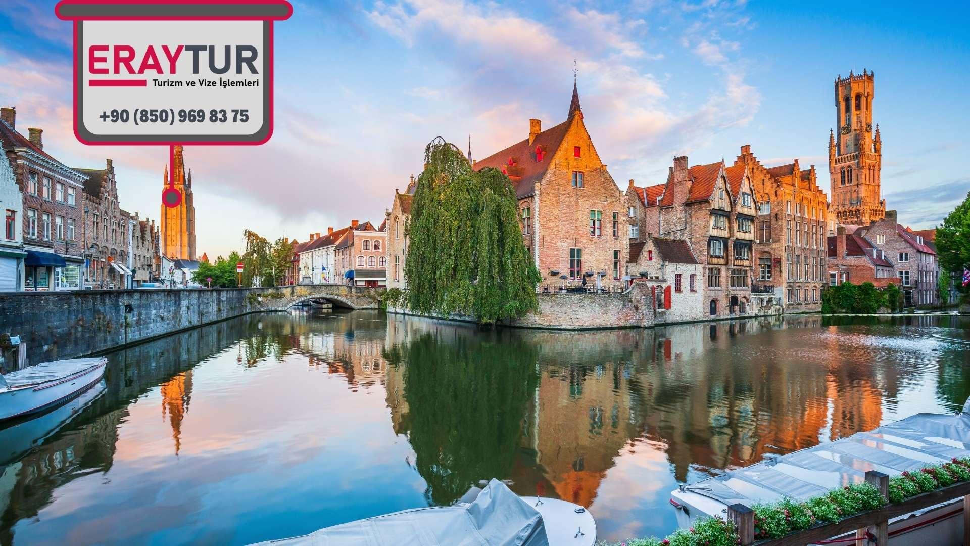 Belçika Turist Vizesi İşsiz Evrakları