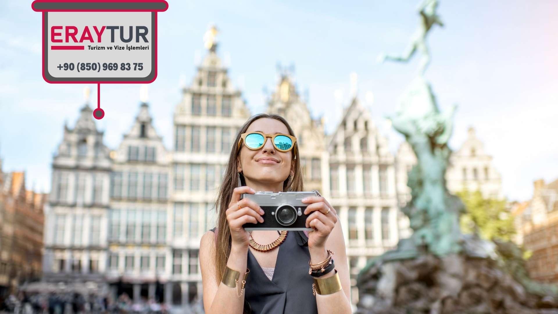 Belçika Turistik Vize