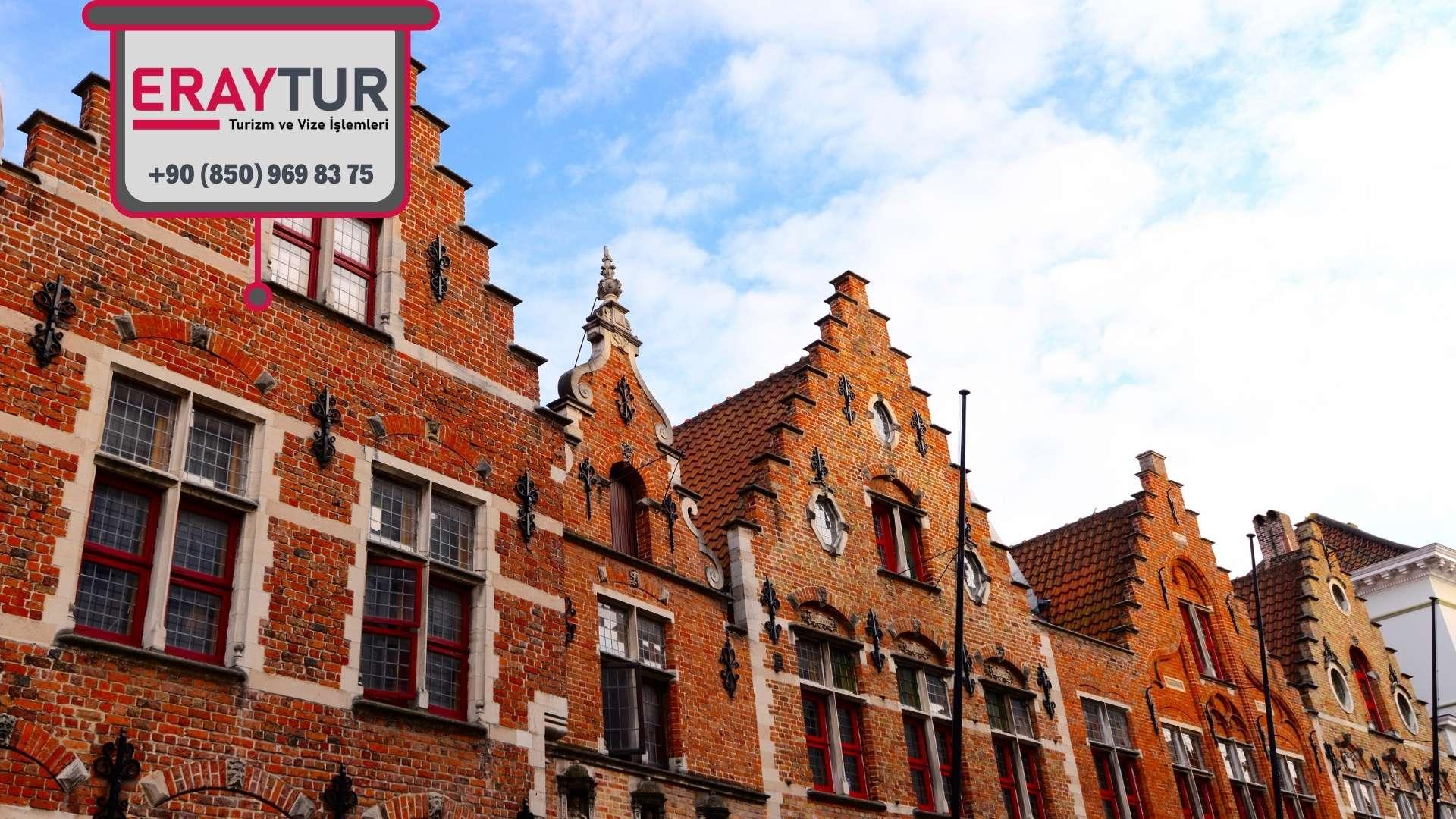 Belçika Turistik Vize Avukat/Eczacı Evrakları