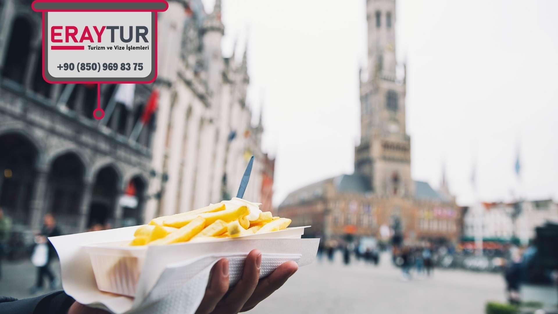 Belçika Turistik Vize Dilekçe Örneği
