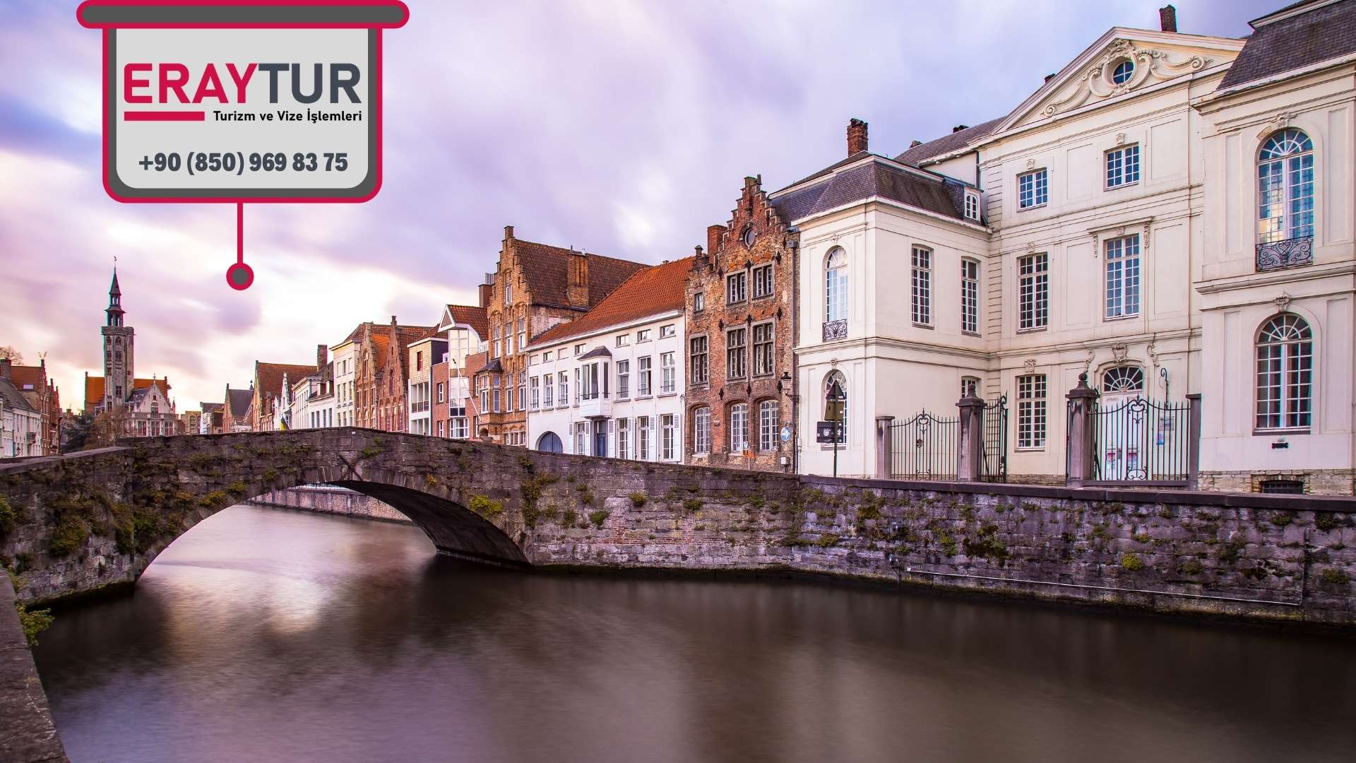 Belçika Turistik Vize Emekli Evrakları