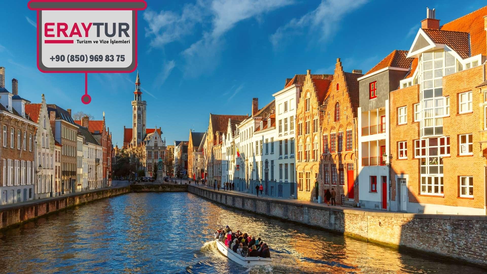Belçika Turistik Vize Formu