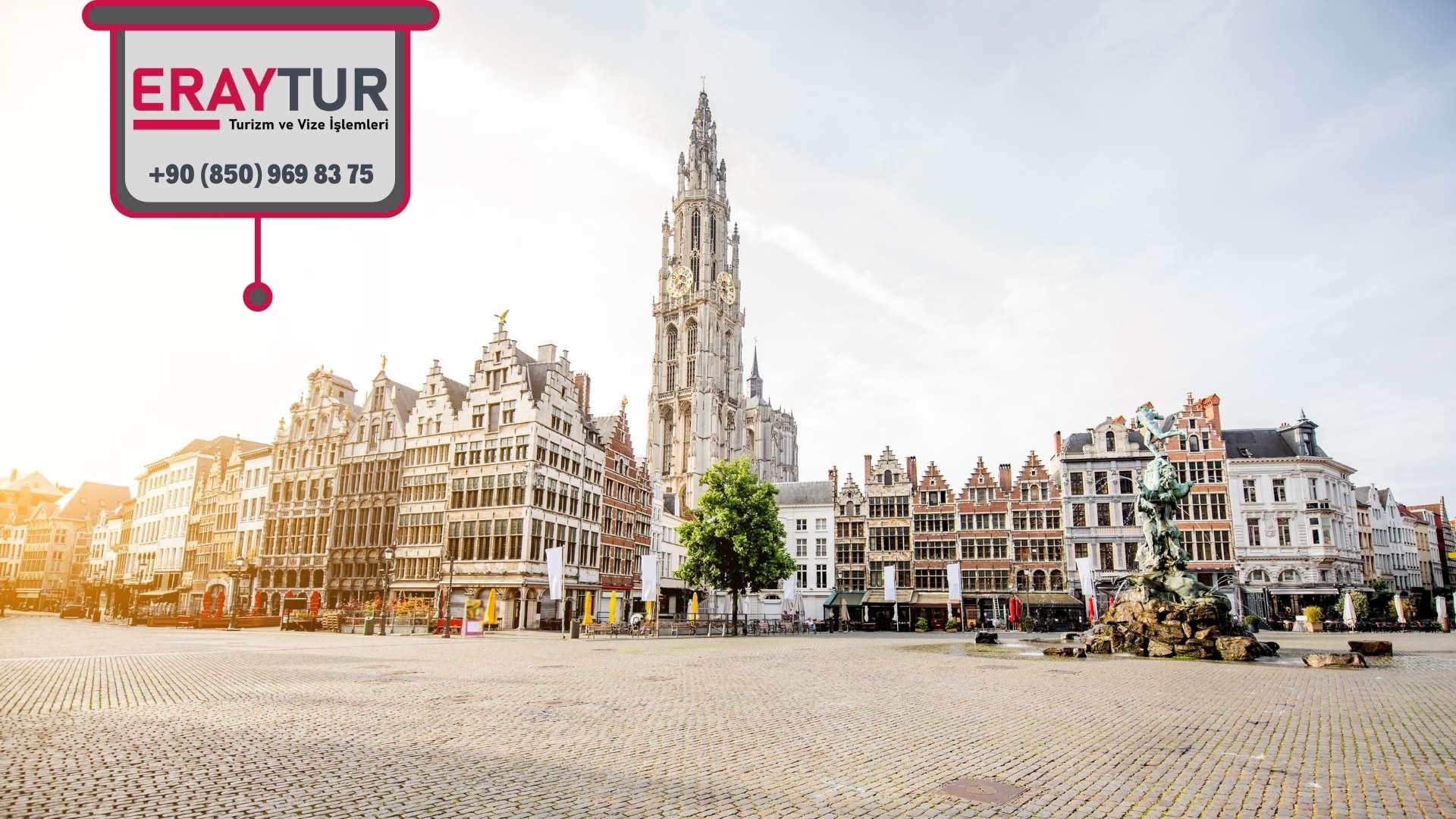 Belçika Turistik Vize İçin Gerekli Evraklar