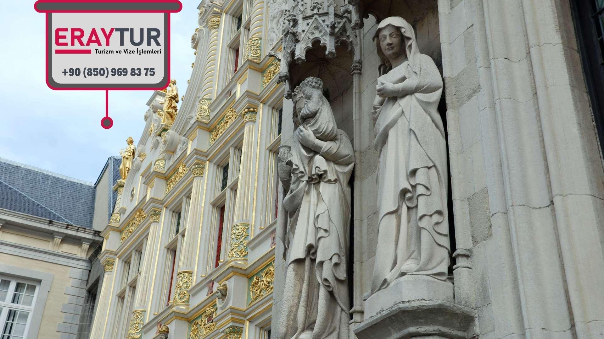 Belçika Turistik Vize İşveren Evrakları