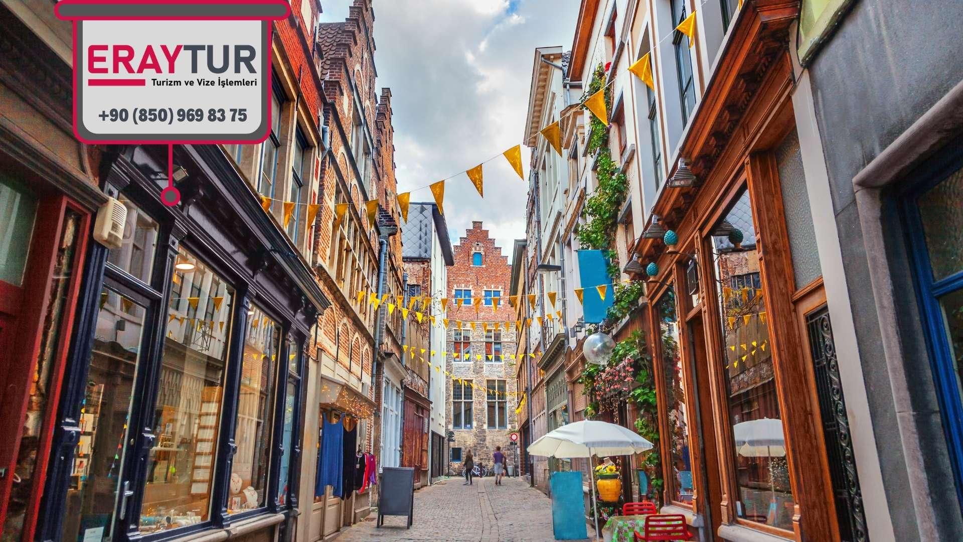 Belçika Turistik Vize Kaç Günde Çıkar?