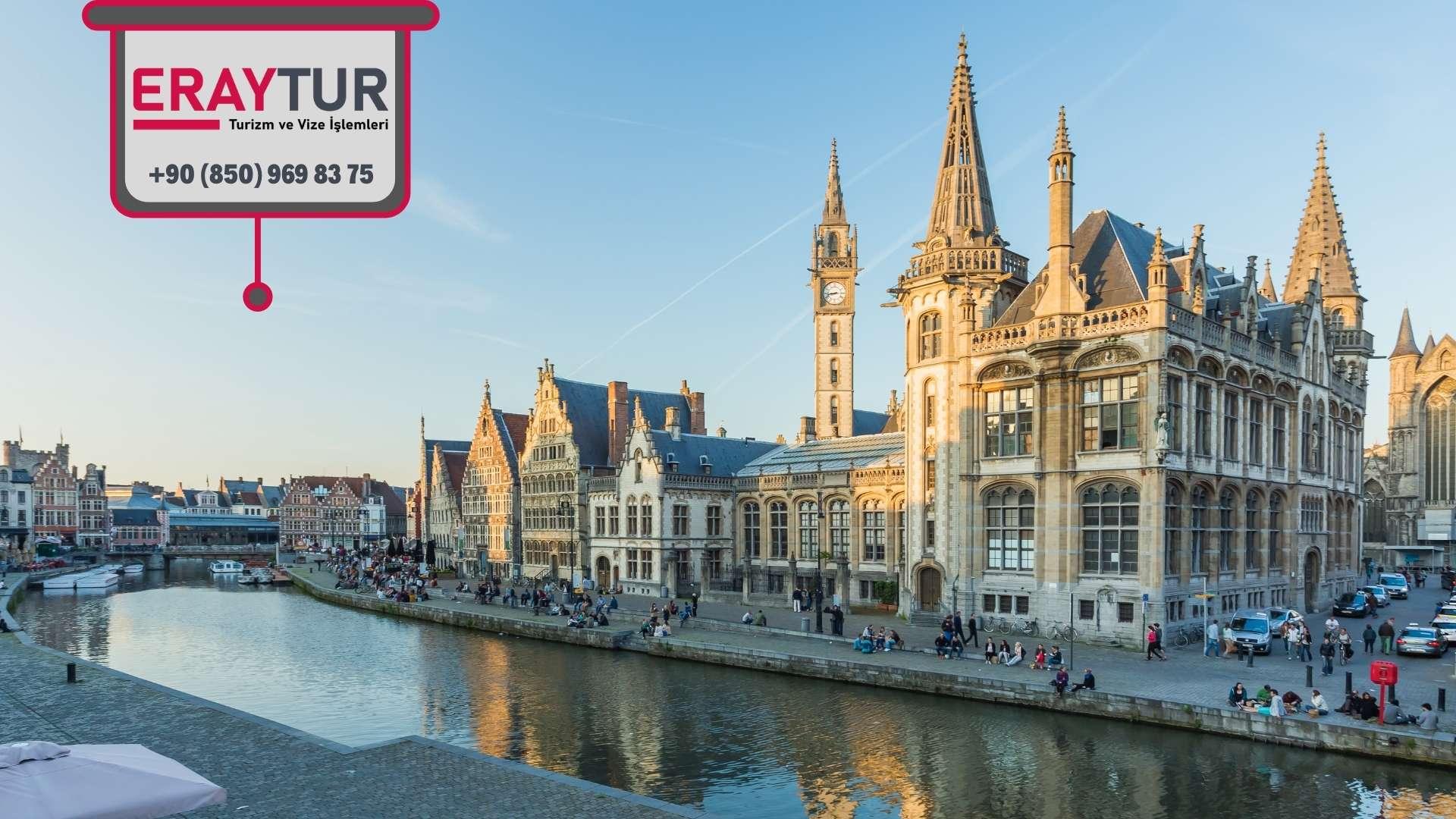 Belçika Turistik Vize Kamu Evrakları