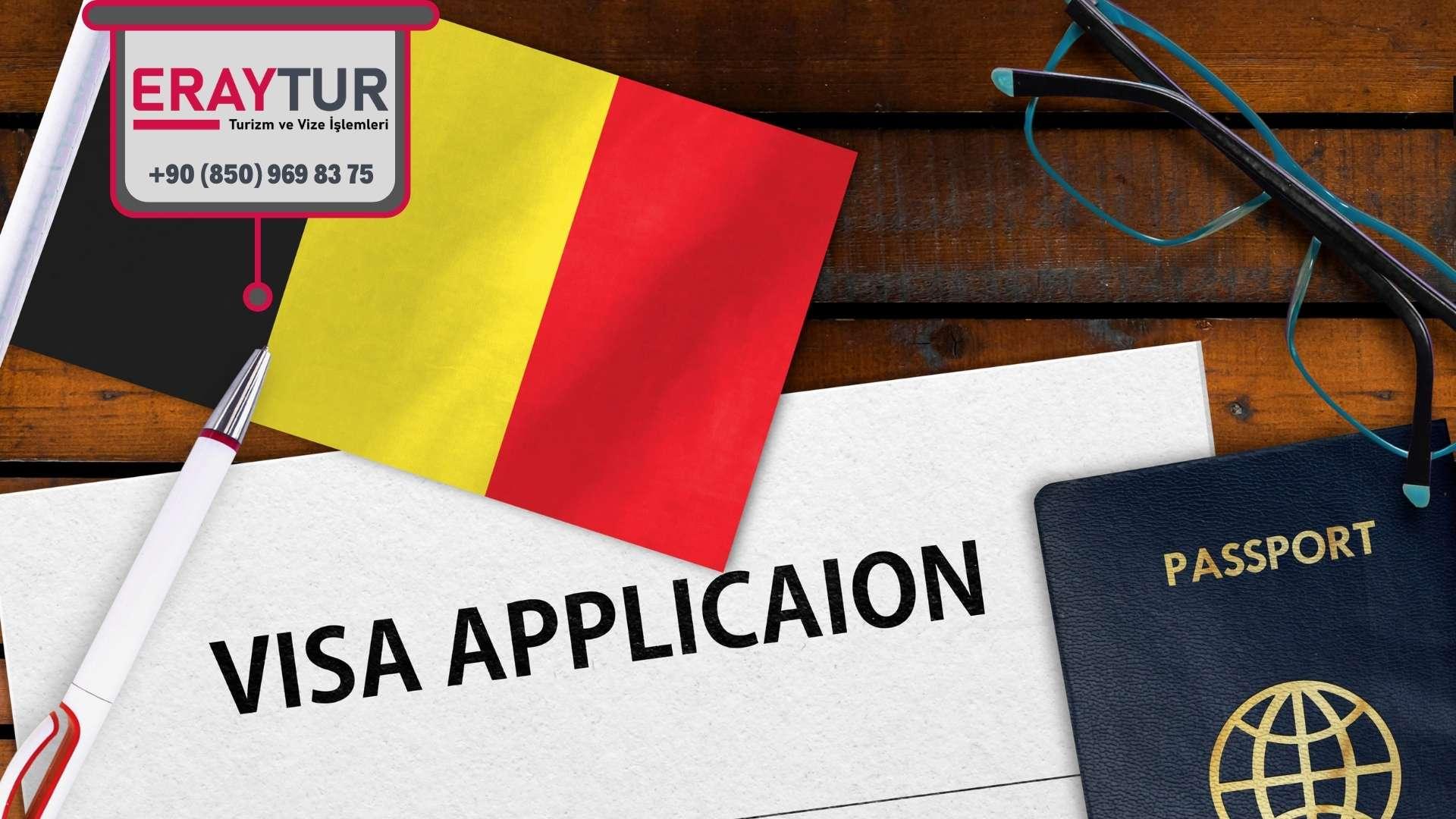 Belçika Vize Dilekçesi