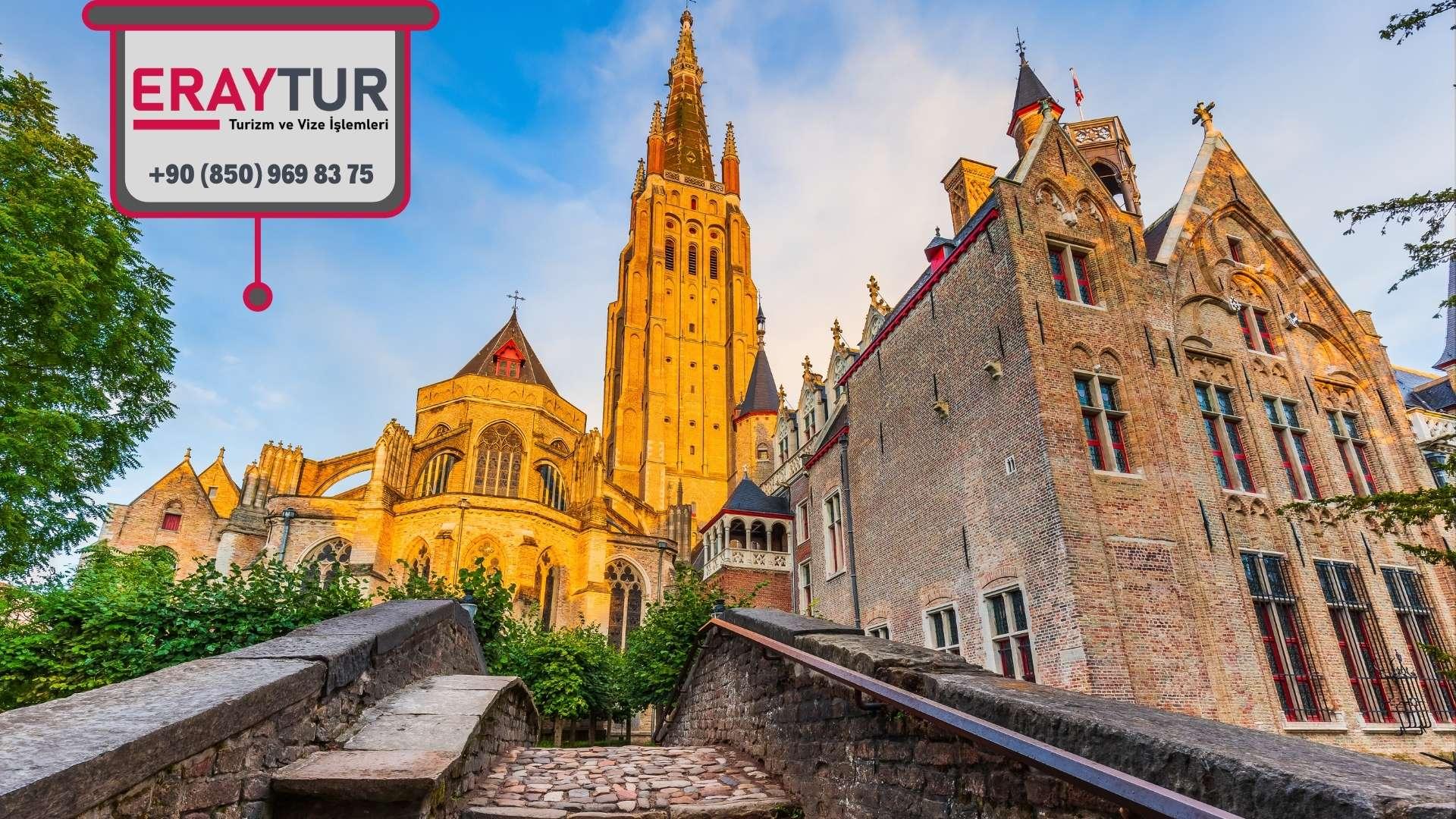 Belçika Vize Evrakları- Her Vize Türü İçin Ortak Evraklar