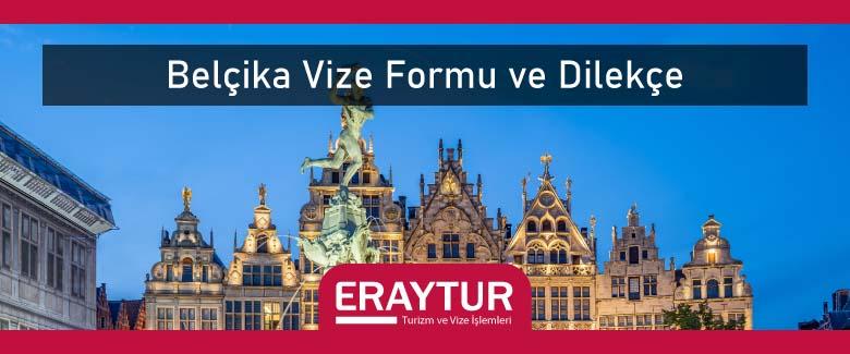 Belçika Vize Formu ve Dilekçe 1 – belcika vize formu ve dilekce