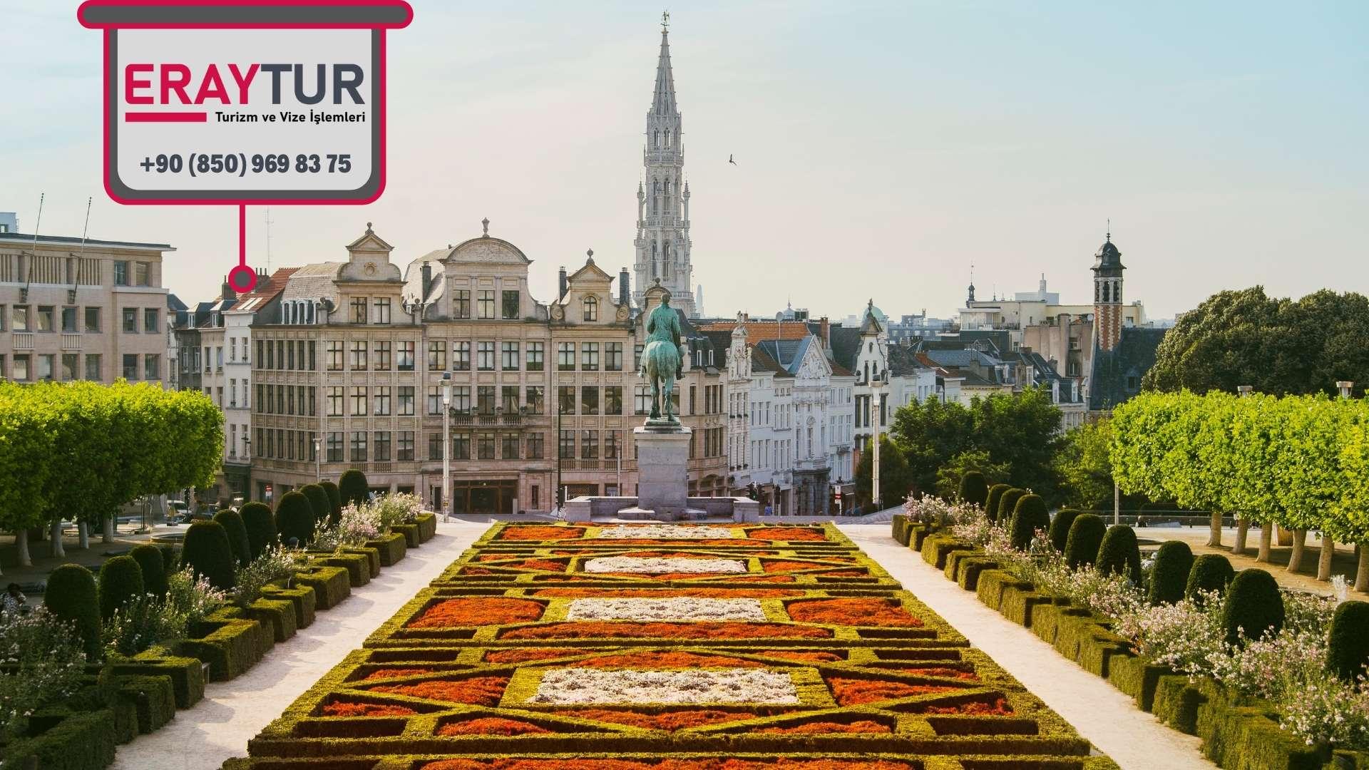 Belçika Vize Randevusu Nasıl Alınır?