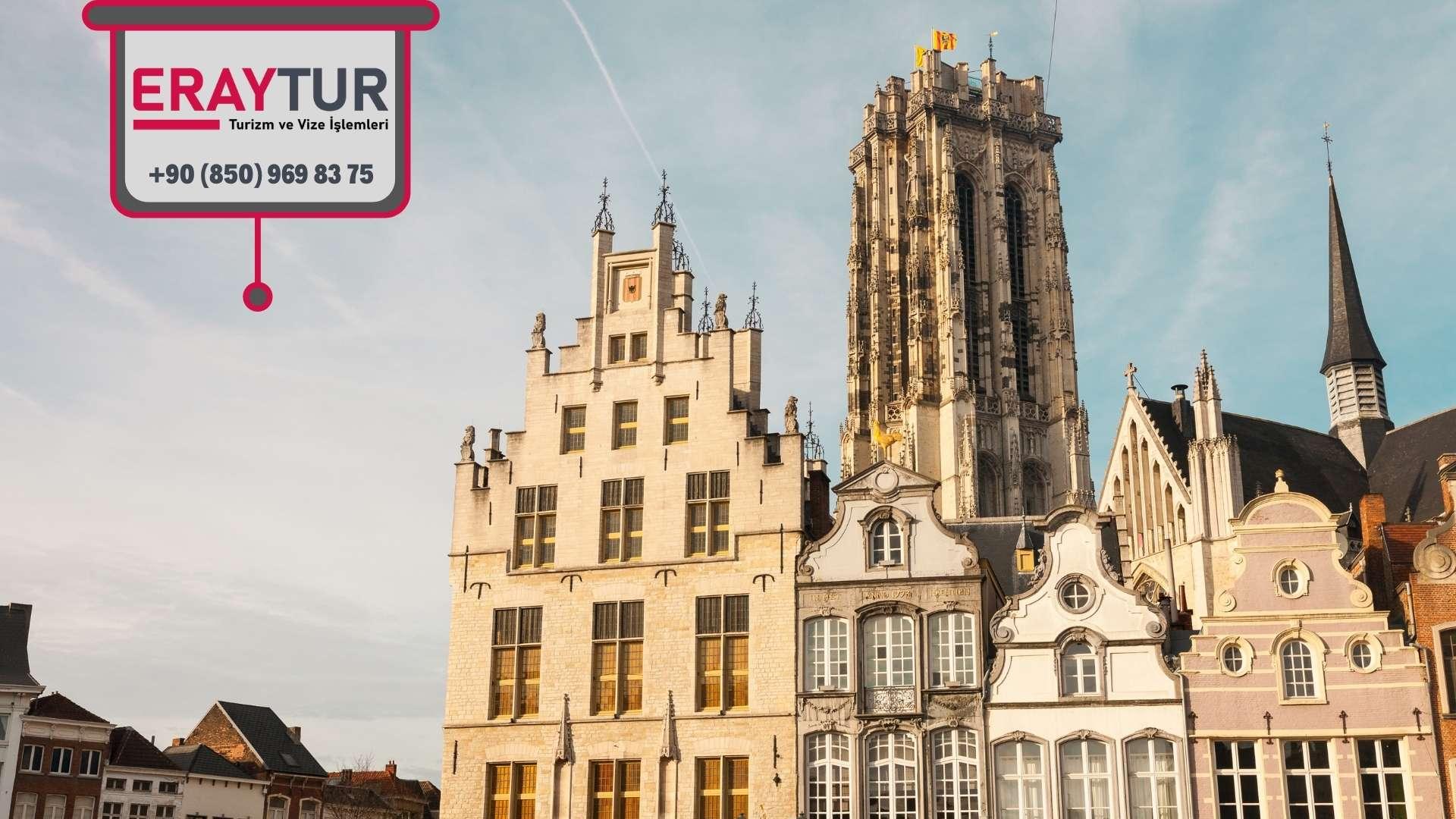 Belçika Vize Ücreti Ne Kadar?