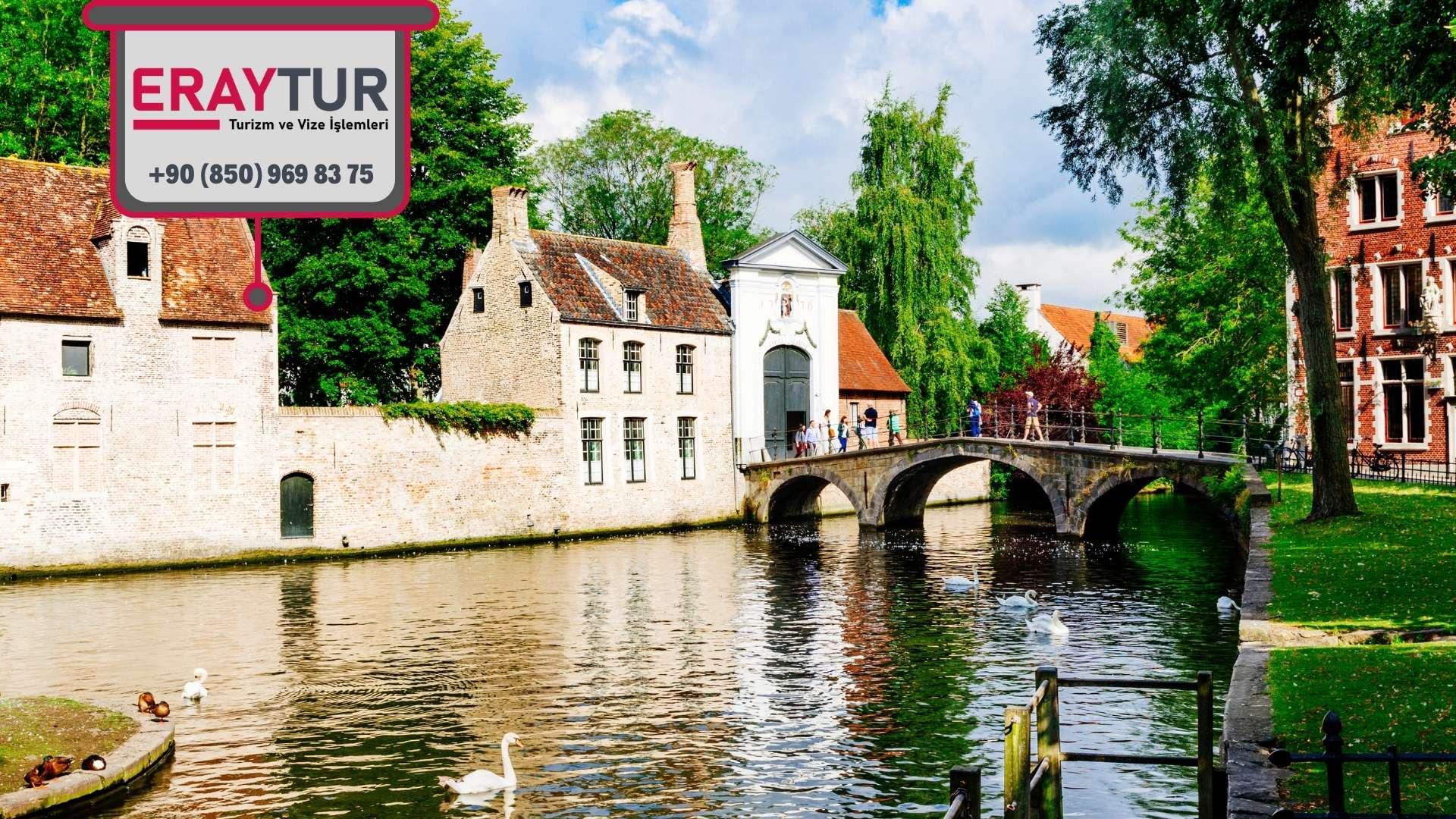 Belçika Vize Ücretleri