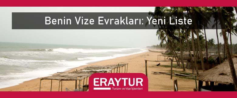 Benin Vize Evrakları: Yeni Liste [2021] 1 – benin vize evraklari yeni liste