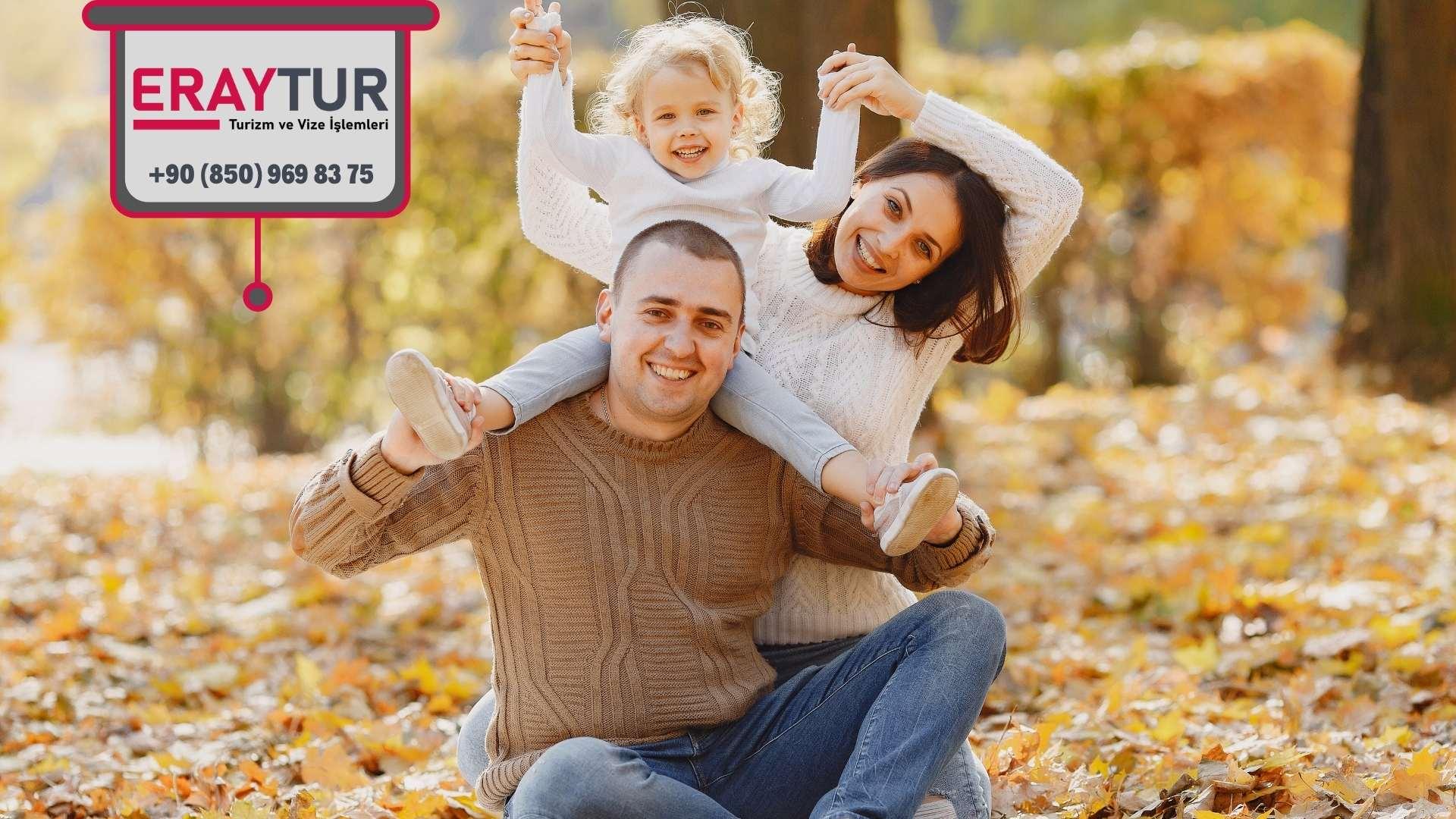 Bulgaristan Aile Ziyareti Vizesi