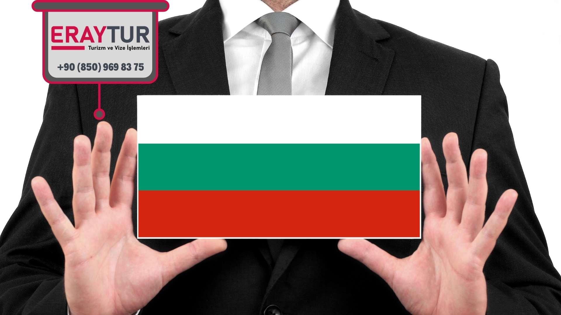 Bulgaristan Ticari Vize Evrakları