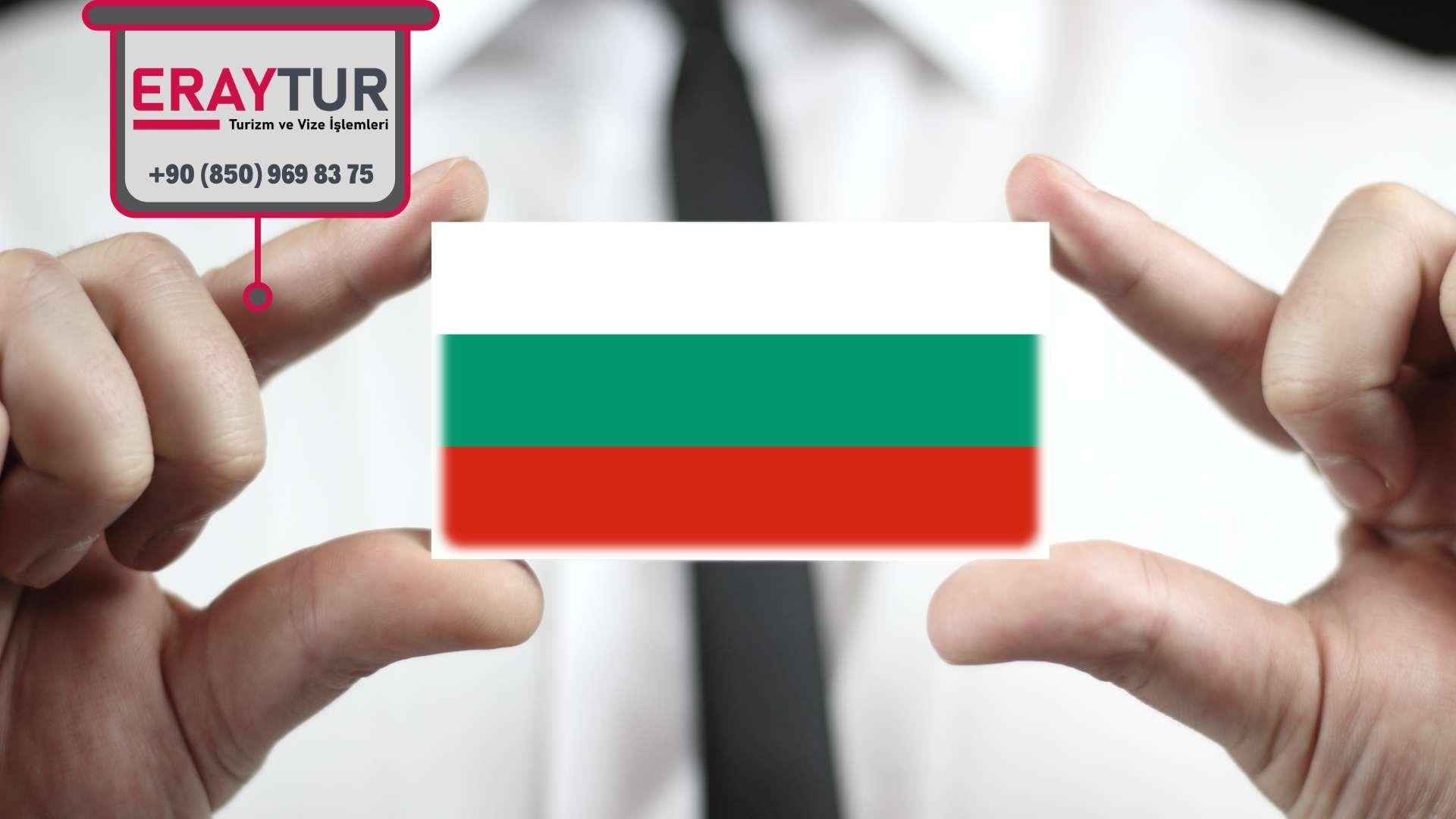 Bulgaristan Ticari Vizesi