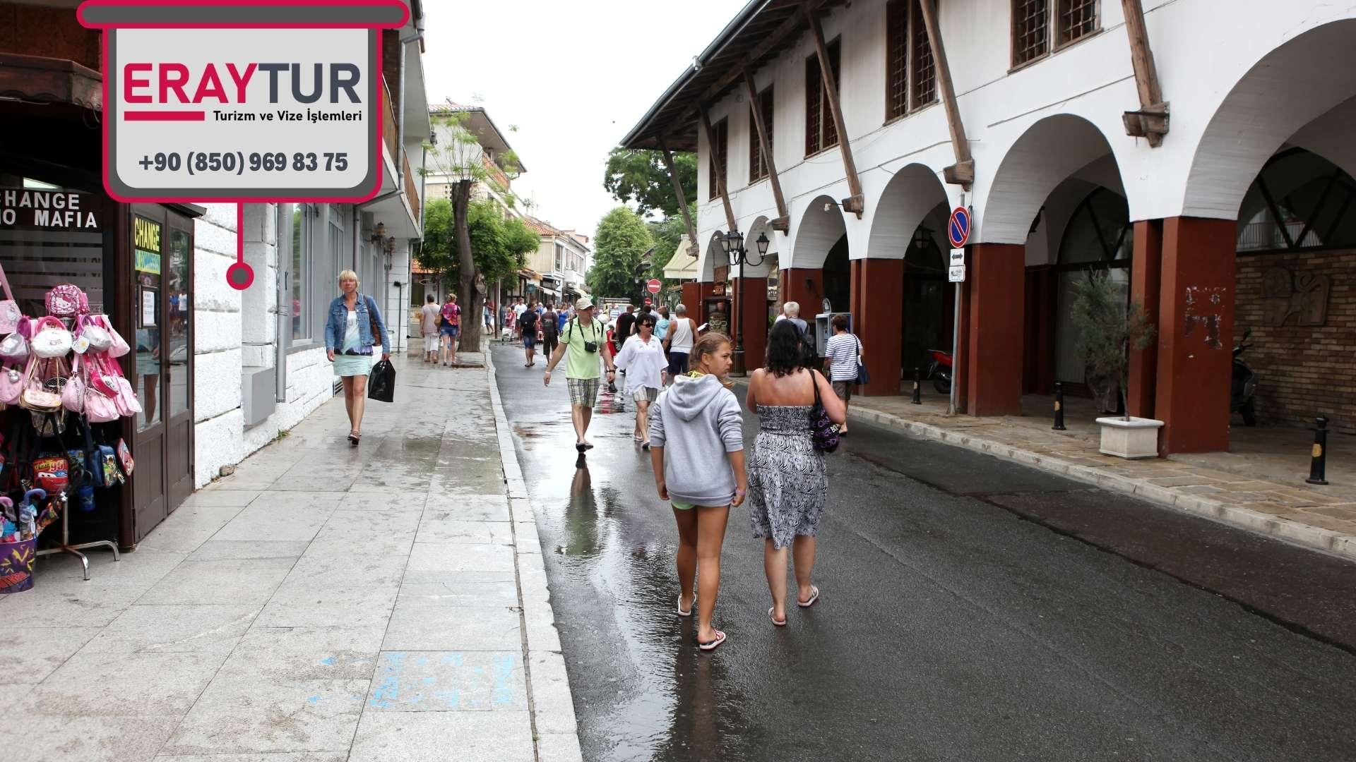 Bulgaristan Turistik Vizesi